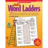 Daily Word Ladders, Grades 2-3