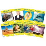Fantails™ Book Banded Readers, Yellow Non-Fiction, Levels C-F