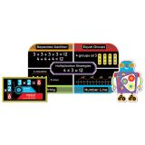The Nuts and Bolts of Multiplication Mini Bulletin Board Set