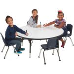Dry-Erase Adjustable Activity Table, 36