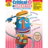 Critical & Creative Thinking Activities, Grade 2