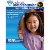 Everyday Intervention Activities for Comprehension, Grade K