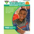 Everyday Intervention Activities for Vocabulary, Grade 1