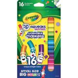 Crayola® Pip-Squeaks® Washable Markers, Fine Line