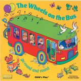 Classic Books with Holes plus CD, The Wheels on the Bus