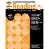Common Core Reading: Warm-Ups & Test Practice, Grade 3