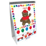 Early Childhood Math Readiness Flip Chart, All About Colors