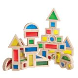 Jr. Rainbow Blocks, 40-piece set