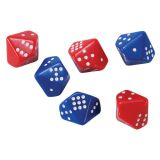 Subitizing Dice
