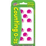 Counting 0–25 Pocket Flash Cards
