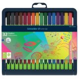 Schneider® Line-Up Fineliner Pens, 32 colors