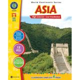 World Continents Series: Asia