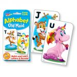 Alphabet Old Maid Challenge Cards®