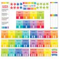 Painted Palette® Numbers 0-30 Mini Bulletin Board Set
