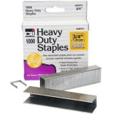 Heavy Duty Staples, 3/4