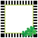 Designer Cut-Outs, Happy St. Patrick's Day, 6