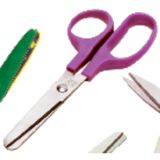 Children's Scissors, 5 Blunt Tip