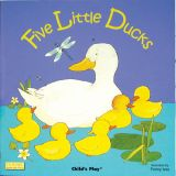 Classic Books-with-Holes Big Book, Five Little Ducks