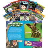 TIME For Kids® Grade 4, Set 1, 10-Book Set, Spanish
