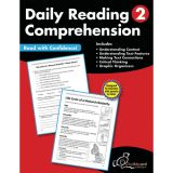 Daily Reading Comprehension, Grade 2