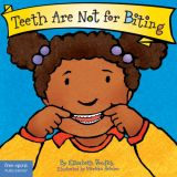 Best Behavior® Board Book: Teeth Are Not for Biting