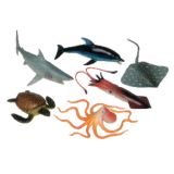 Ocean Animals Playset
