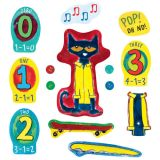 Pete the Cat® and His Four Groovy Buttons Flannelboard Set