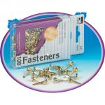 Paper Fasteners, 3/4