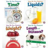 Measure It! Book Set, Set of 4
