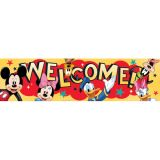 Mickey Mouse® Welcome Banner