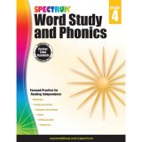 Spectrum® Word Study and Phonics, Grade 4