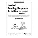 Leveled Reading-Response Activities for Guided Reading