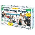Listening Lotto: Community Helpers Game