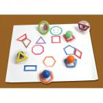 Ready2Learn™ Giant Stampers, Outline Geometric Shapes