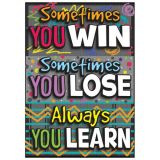 Sometimes YOU WIN... ARGUS® Poster