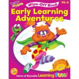 Wipe-Off® Book, Early Learning Adventures