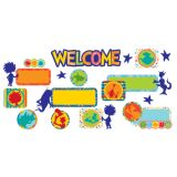 Spot on Seuss™ Welcome Mini Bulletin Board Set
