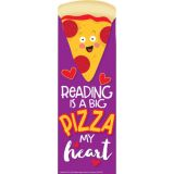 Reading is a Big PIZZA my Heart Scent-sational Bookmarks (Pizza)