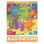 Big Workbook Hidden Pictures, Grades 1-3