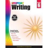 Spectrum® Writing, Grade 6