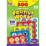 Positive Words Stinky Stickers® Variety Pack