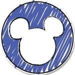 Mickey Color Pop! Paper Cut Outs