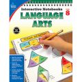 Interactive Notebooks: Language Arts, Grade 8