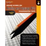 Higher Scores on Reading and Language Arts Standardized Tests, Grade 6