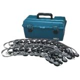 Personal Stereo/Mono Headphones Lab Pack, 24-Pack with foam ear cushions, w/o volume control