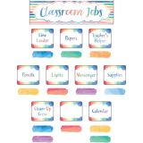 Watercolor Mini Bulletin Board Set