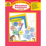 Take It to Your Seat Phonics Centers, Grades K-1
