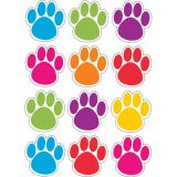 Die-Cut Magnets, Colorful Paws