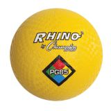 Playground Ball, 8 1/2 Diameter, Yellow
