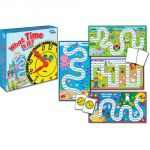 What Time Is It? Board Games